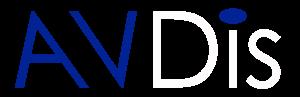 LogoAVDis blancHD