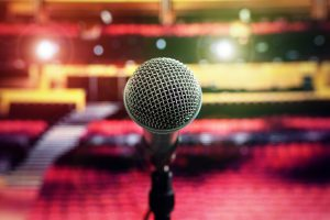 Achat vente de microphone