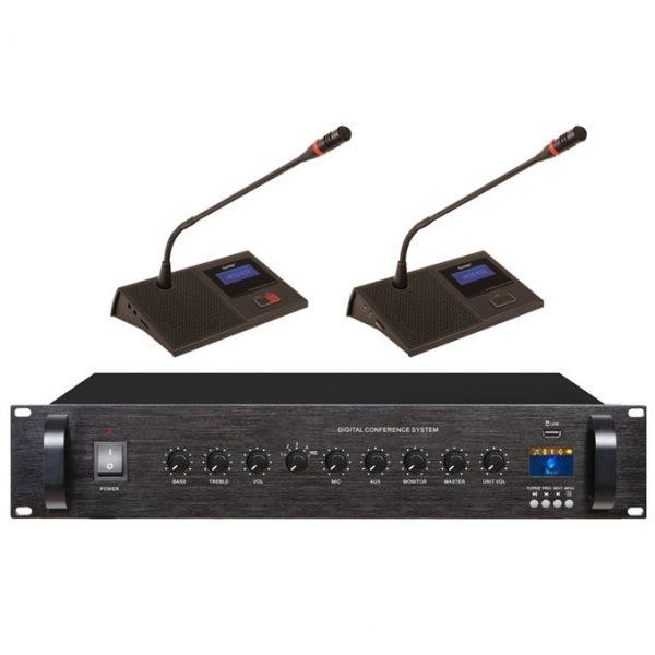 Système de conférence filaire ECO HTDZ HT-7000
