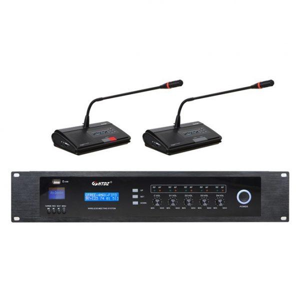 Systèmes de conférence sans fil HTDZ HT-3388