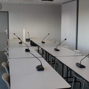 Système de conférence salle de réunion