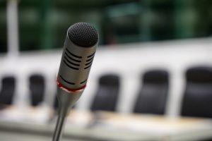 Microphone col de cygne